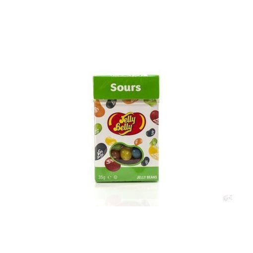 Jelly Belly Savanyú gyümölcs mix 35g