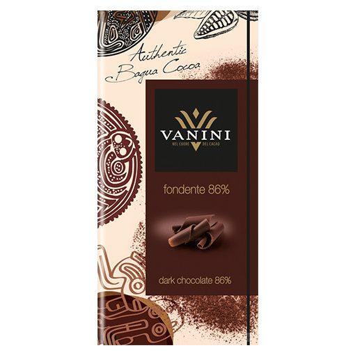 Vanini 86% étcsokoládé 100g