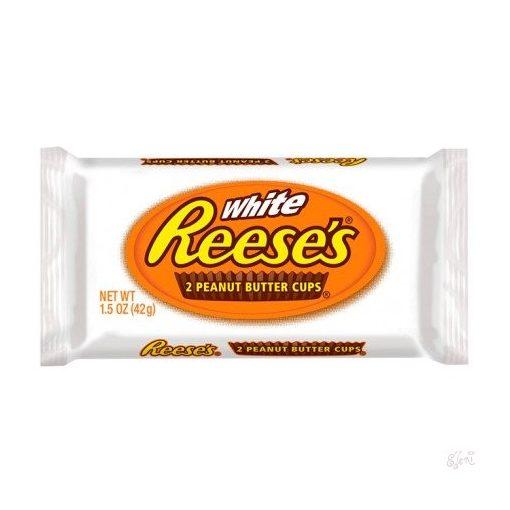 Reese's mogyoróvajas fehércsokoládés 2cup 39g