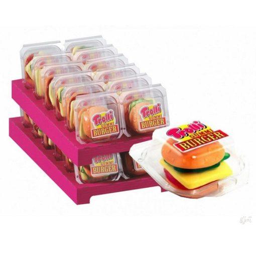 Gumicukor hamburger 50g