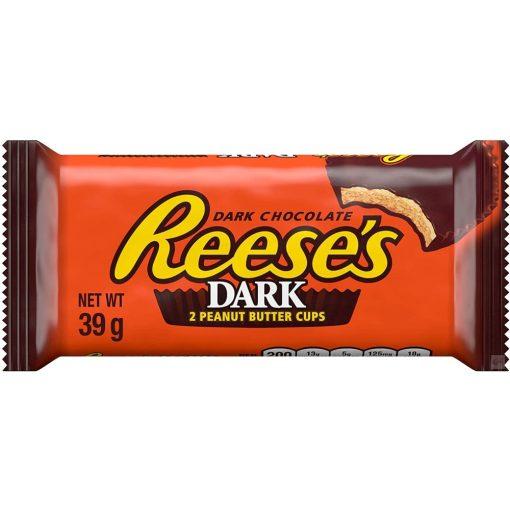 Reese's mogyoróvajas  étcsokoládés 2cup 39g