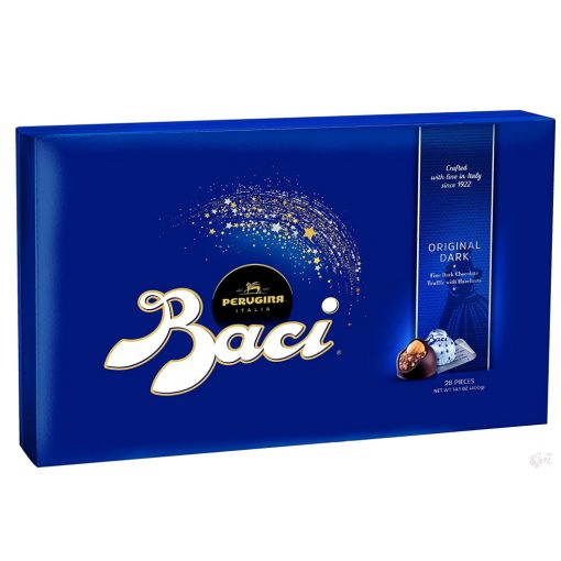 Baci bonbon étcsokoládés 150g dobozos