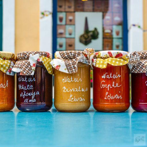 Rumos-csokis meggy lekvár 200g