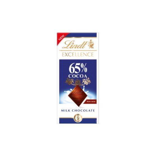 Lindt 65% tejcsokoládé 100g