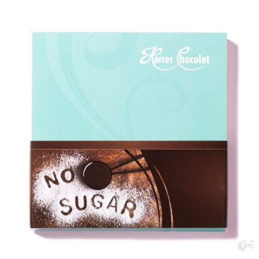 Harrer cukormentes étcsokoládé málnával 50g