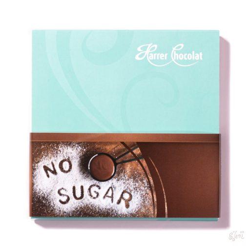 Harrer cukormentes tejcsokoládé magvakkal 50g
