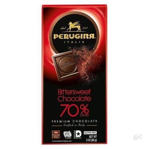Perugina étcsokoládé 70% 86g