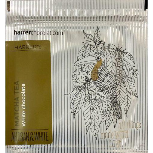 Harrer fehércsokoládé matcha tea 50g