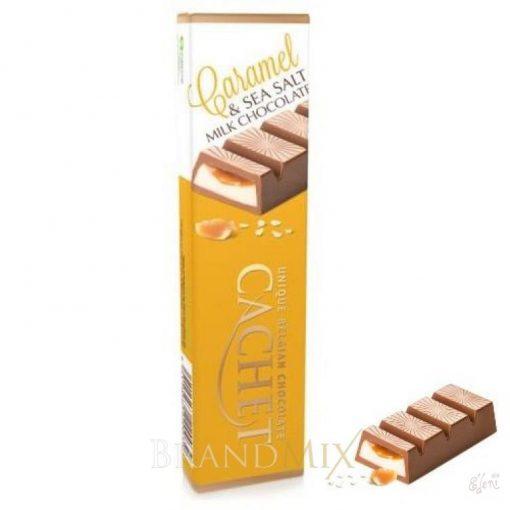 Cachet tejcsokoládé sós-karamellás 75g