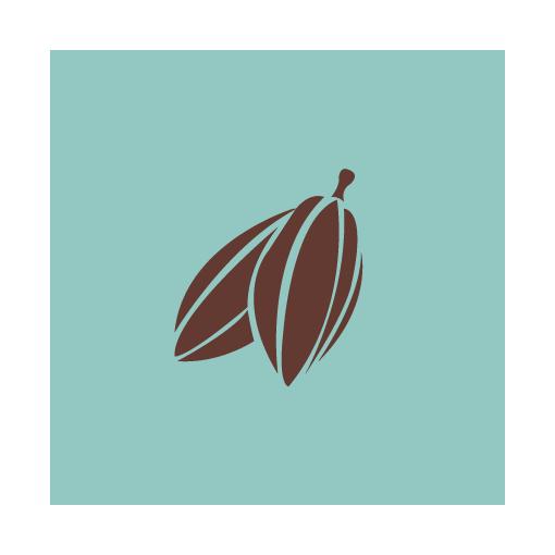 Cocoa Bio raw csokoládé mandula-cappuccino-fehér eper 50g
