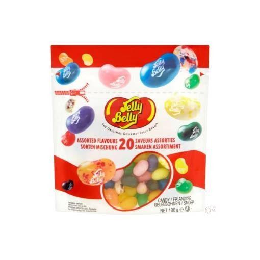 Jelly Belly 20 féle vegyes válogatás 70g