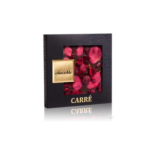 ChocoMe étcsokoládé (rózsa, meggy, fahéj) - 50V102