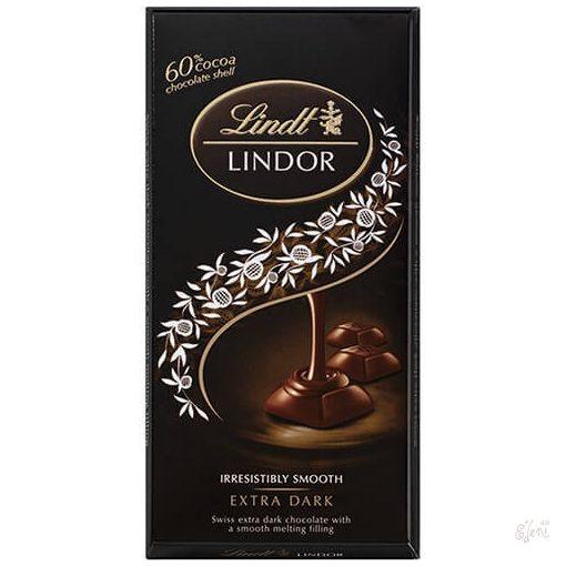 Lindt Lindor étcsokoládé 100g