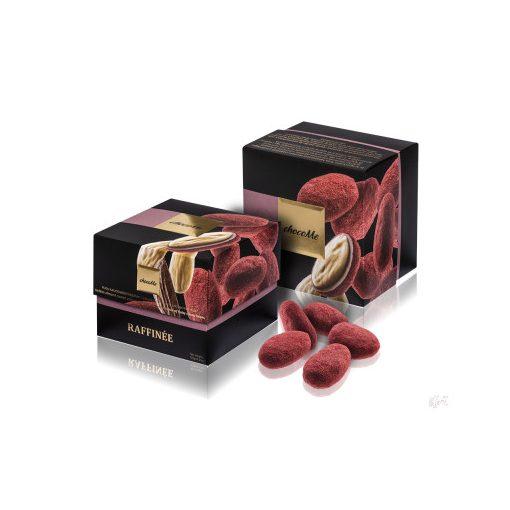 Ruby kakaóbabból készített csokoládéval bevont szicília mandula 120g (RF114)