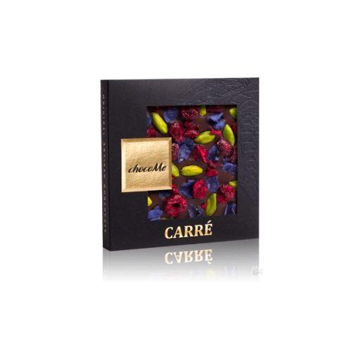 ChocoMe étcsokoládé (ibolya, pisztácia, meggy) - 50V114