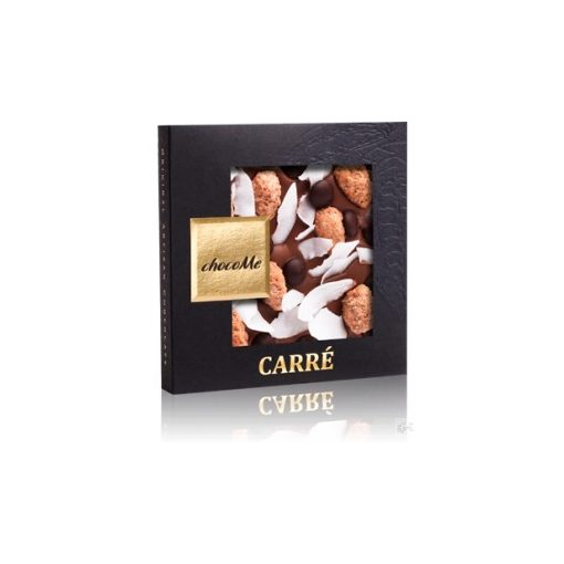 ChocoMe tejcsokoládé (fahéjas mandula, kókusz) - 50M110