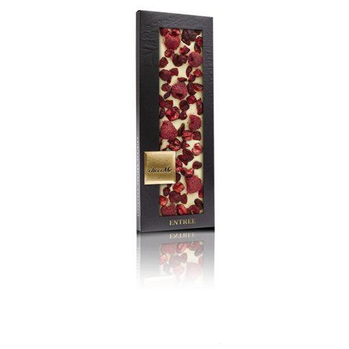 ChocoMe fehércsokoládé (áfonya, meggy, málna) - G105