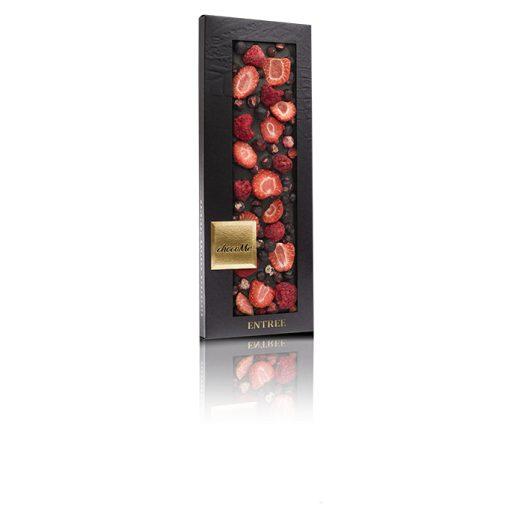 ChocoMe étcsokoládé (feketeribizli, eper, málna) - G101