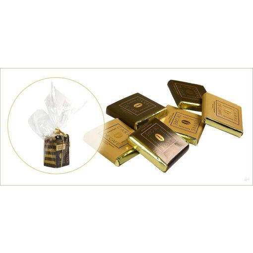 Pralus étcsokoládé étcsokoládé MINI-TORONY  10 x 5 gr