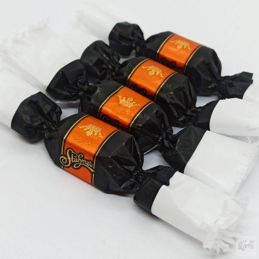 Cukormentes étcsokoládés trüffelkrémes Stühmer szaloncukor