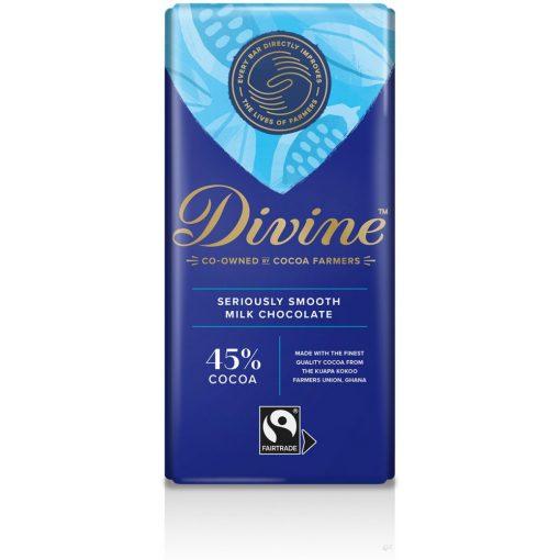 Divine 45% tejcsokoládé 90g
