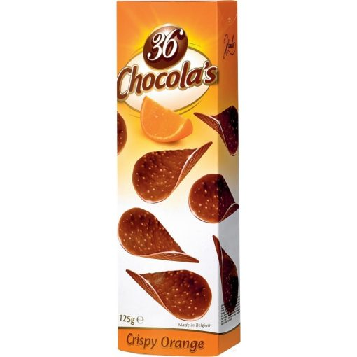 Hamlet Narancsos csokichips 125g
