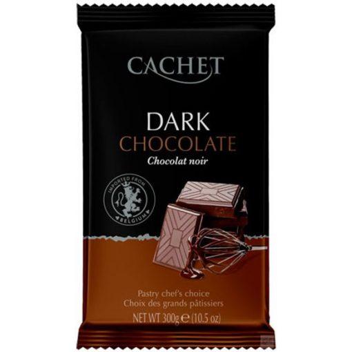 Cachet 54% étcsokoládé 300g