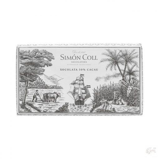 Simon Coll étcsokoládé 200g