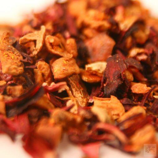 Szilvás gombóc gyümölcstea  (10 gr)
